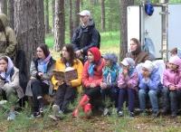Слет воскресных школ Владимирского благочиния